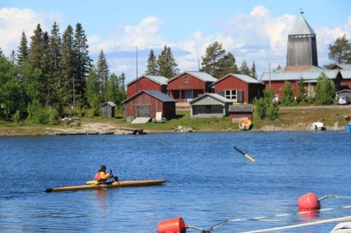 Paddling Holmön Holmön runt (1)