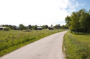 Vandring, Holmöarna, Holmö by
