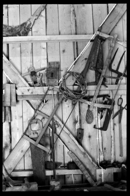 verktyg. Foto MAdde